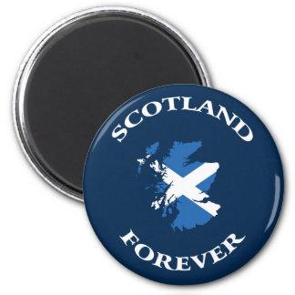 De Escocia imán para siempre