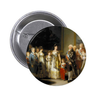 De Goya Artwork Chapa Redonda De 5 Cm