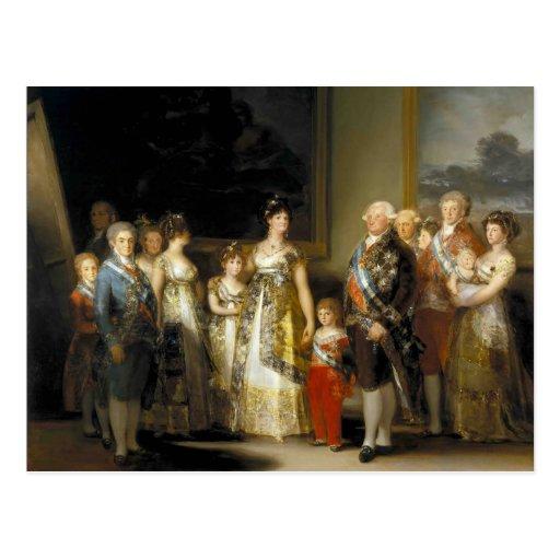 De Goya Artwork Tarjetas Postales
