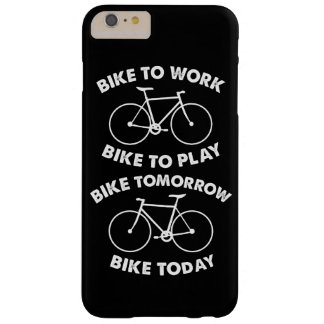 De la bici ciclo fresco para siempre - funda barely there iPhone 6 plus