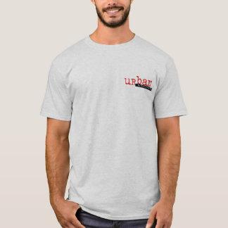 """De la """"camiseta urbana máscara de la camisa"""" del camiseta"""