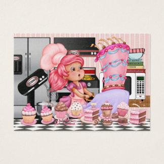 De la cocina - SRF Tarjeta De Negocios