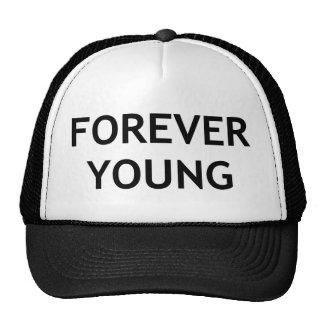 de la imagen jóvenes para siempre gorras