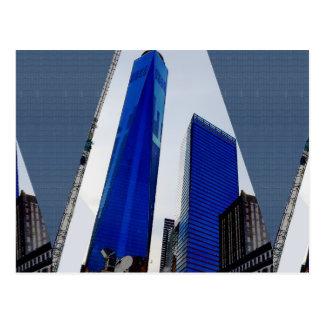 De la libertad de la torre de Nueva York centro de Postal