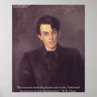 """De la """"posters de la cita del amor alma del peregr"""