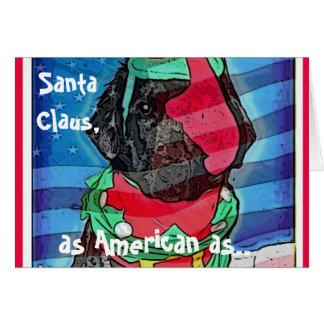 ~ de la tarjeta de Navidad