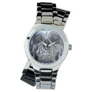 de la tour™ / calavera reloj de pulsera