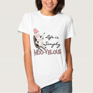 De la vaca camisetas MOO-velous y regalos