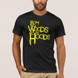 De las maderas a la camiseta de las capillas: