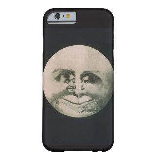 """De los """"caja del teléfono amantes de la luna"""" del funda barely there iPhone 6"""
