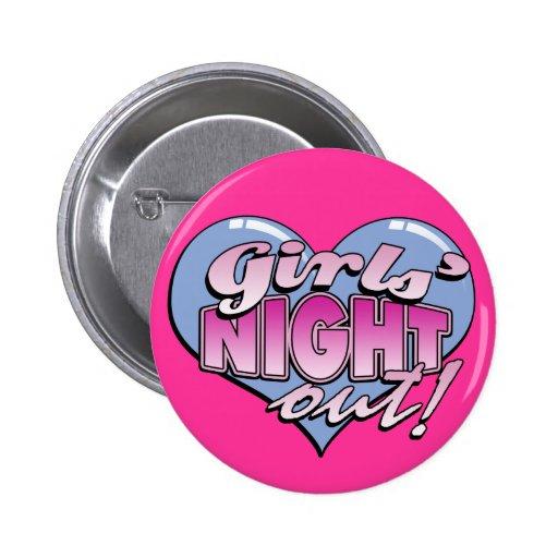 De los chicas de la noche fiesta de Bachelorette h Pin