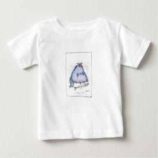 """de los fernandes tony """"no era yo"""" dibujo animado camiseta de bebé"""
