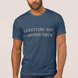 De los hombres de la camisa de Illegitimi
