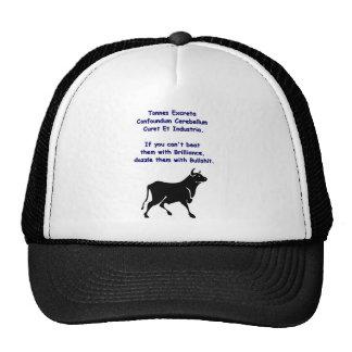 De los toros gorras de camionero