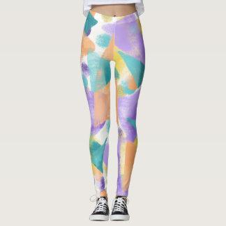 De los triángulos pastel a montones leggings