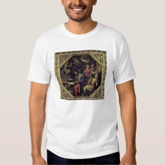 De Medici (1519-74) de Cosimo I que planea los Camisas