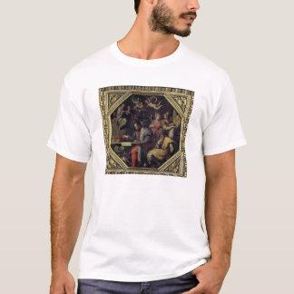 De Medici (1519-74) de Cosimo I que planea los Camiseta
