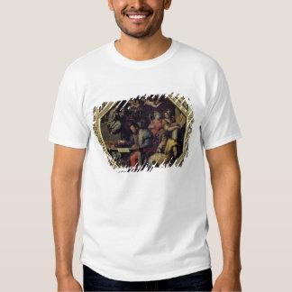 De Medici (1519-74) de Cosimo I que planea los Camisetas