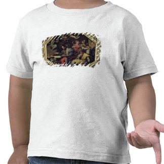 De Medici 1519-74 de Cosimo I que planea los con Camiseta