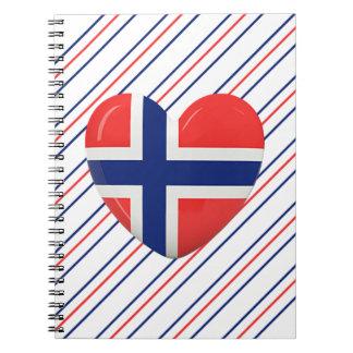 De Noruega con amor Libretas