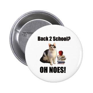 ¿De nuevo a escuela? OH NO Pin