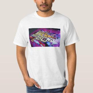 De nuevo a los años 80 camisas