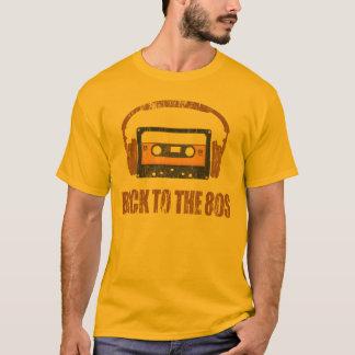 de nuevo a los años 80 camiseta