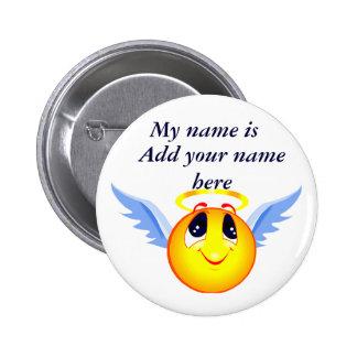 De nuevo al botón de Name_ de la escuela Pin