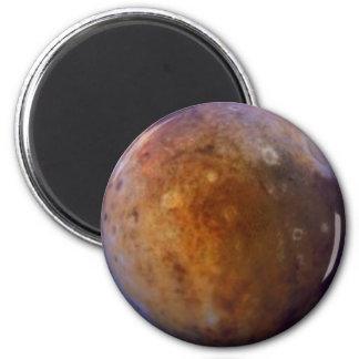 ~ de PLUTÓN del PLANETA (Sistema Solar) Imán