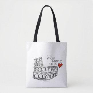 De Roma con el bolso del amor