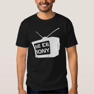 de se Sony Camiseta