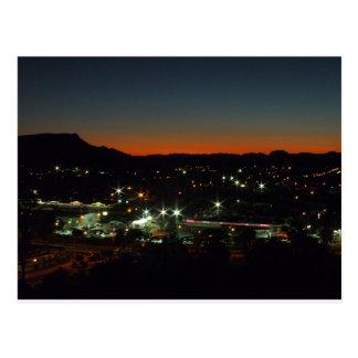 De última hora en Alice Springs Postal