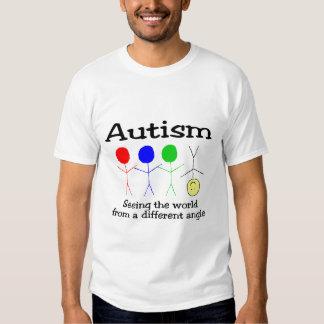 ….De un diverso ángulo (gente) Camiseta