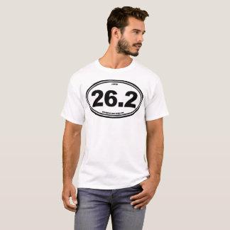[De] un maratón completo del caramelo Camiseta
