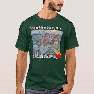De Vancouver camiseta A.C. Canadá