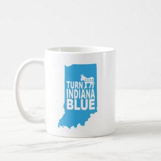 ¡Dé vuelta a Indiana azul! Taza progresiva del