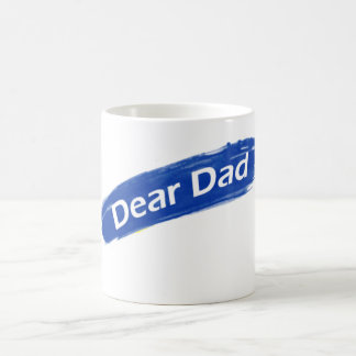 Dear dad tazas