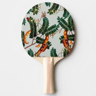 Debajo del árbol de tamarindo pala de ping pong