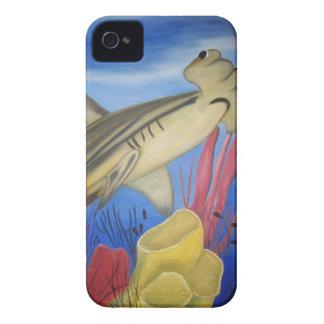 Debajo del mar iPhone 4 protectores