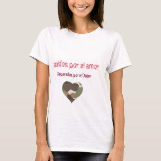 deber del EL del por de los separados del amor del Camiseta