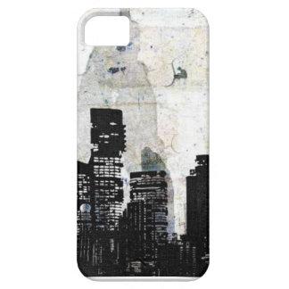 decadencia urbana de la pintada iPhone 5 funda