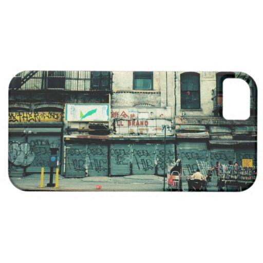 Decadencia urbana iPhone 5 Case-Mate protectores