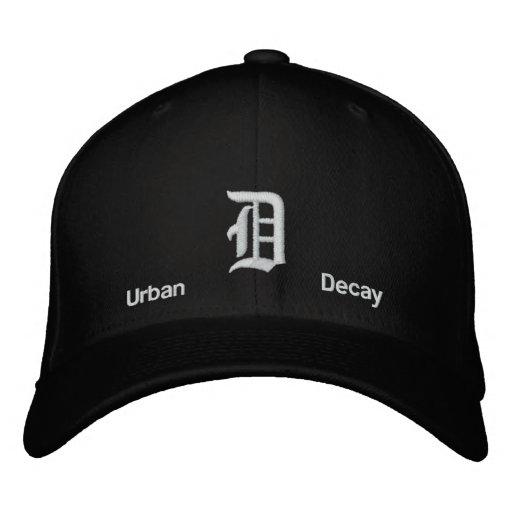Decadencia urbana (gorra) gorra de beisbol