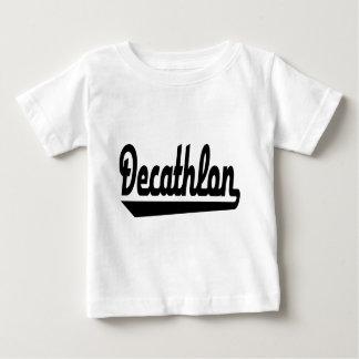 decathlon camiseta de bebé