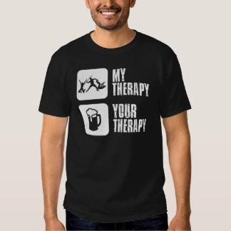 decathlon mis diseños de la terapia camiseta