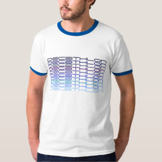 Decathlon x 10 tonos azules camiseta