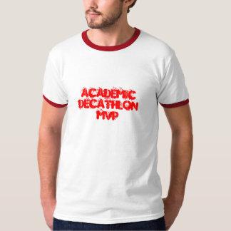 DecathlonMVP académico Camisetas