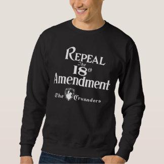 décimo octavo Enmienda Sudadera