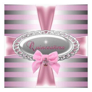 Décimo quinto arco del rosa del satén del cumpleañ anuncios