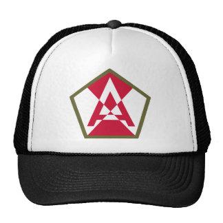 décimo quinto Imagen del ejército Gorras De Camionero